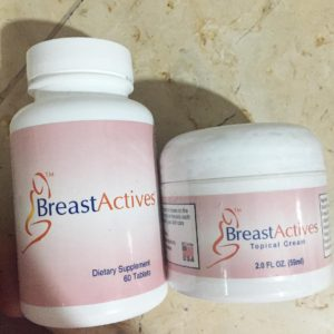 Avis sur Breast Actives